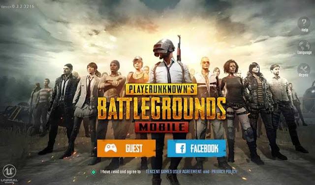 PUBG Mobile - Game Battle Royale Android Terbaik Terbaru
