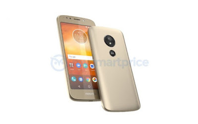 Moto E5 Press image leaked