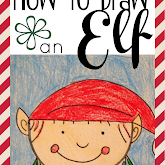 how to draw an elf directed drawing