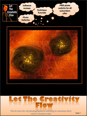 Let The Creativity Flow Magazine Issue 1