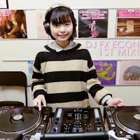 DJ FX ECON 1st Mix!@VIBESRECORDS DJ SCHOOL RADIO