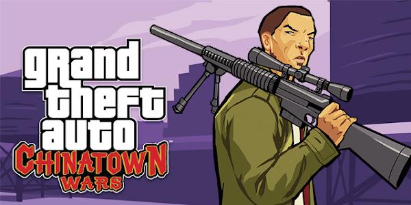 Grand Theft Auto - Chinatown Wars Game
