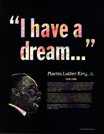 Martin luther king i have
