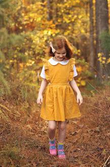 夏洛特·克里斯蒂安德斯(Charlotte Christiansdatter),8岁