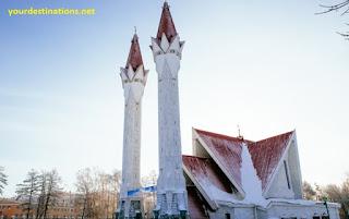 Lala Tulip Mosque