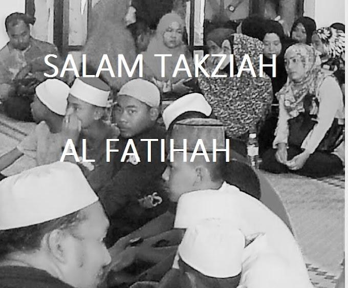 Tragedi Kebakaran Tahfiz  Darul Quran Ittifaqiyah