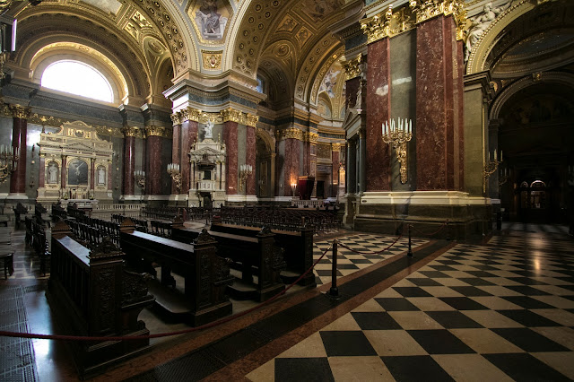 Basilica di Santo Stefano-Budapest
