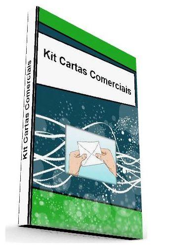 Kit Cartas Comerciais