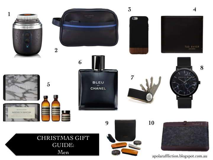 Christmas Gift Guide For Men 2015 Holidays A Polar Affliction