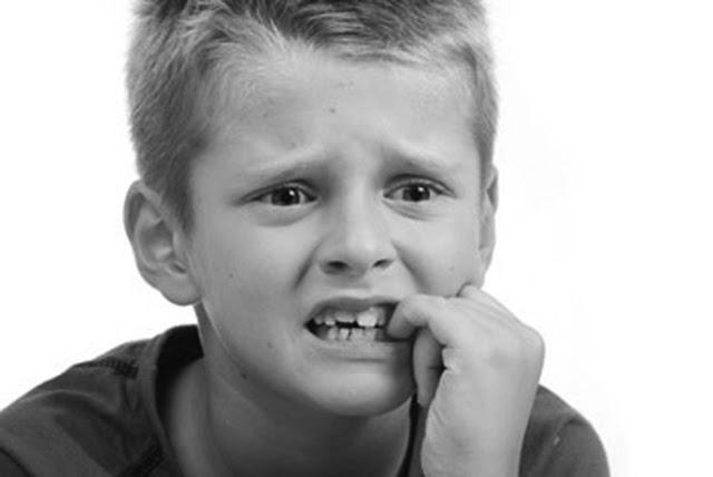 Δείτε πως μπορείτε να διώξετε το άγχος από το παιδί σας
