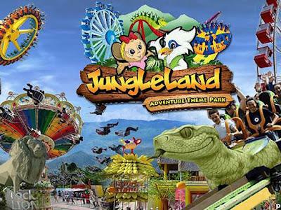 paket wisata jungleland