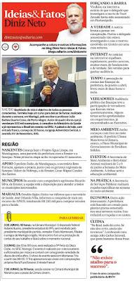 Coluna Ideias&Fatos Diniz Neto