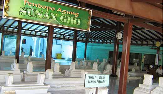 Makam Sunan Giri, Gresik