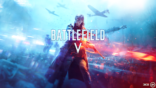 Battlefield V PS4 Wallpaper