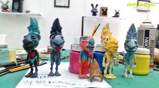 art toys mexicanos