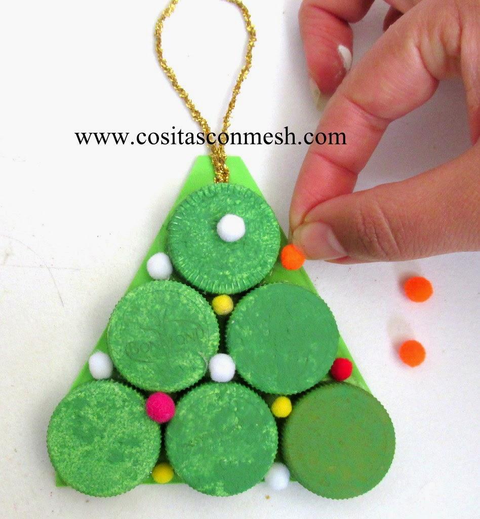 navidad-arbolito-reciclar-niños