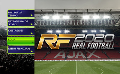Real Football 2020 Apk for Android