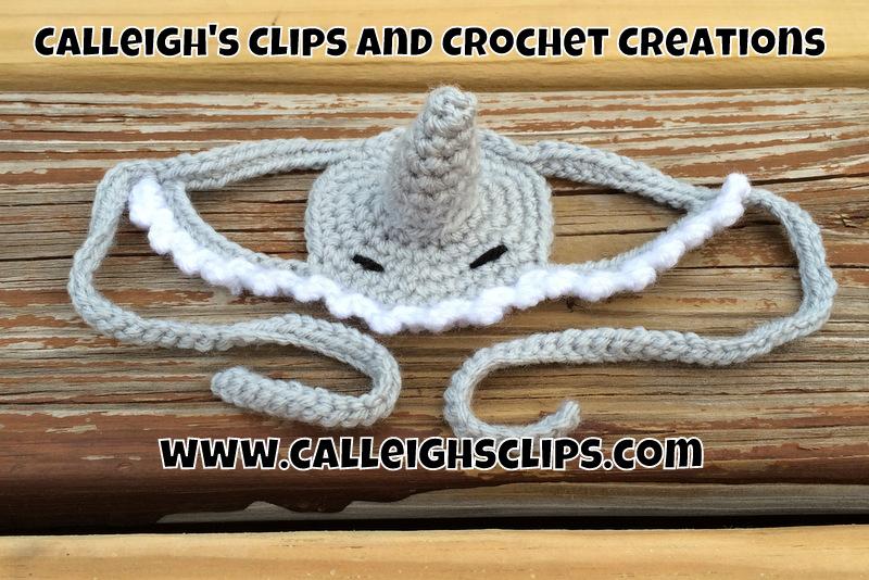 Calleigh S Clips Amp Crochet Creations Free Crochet Pattern