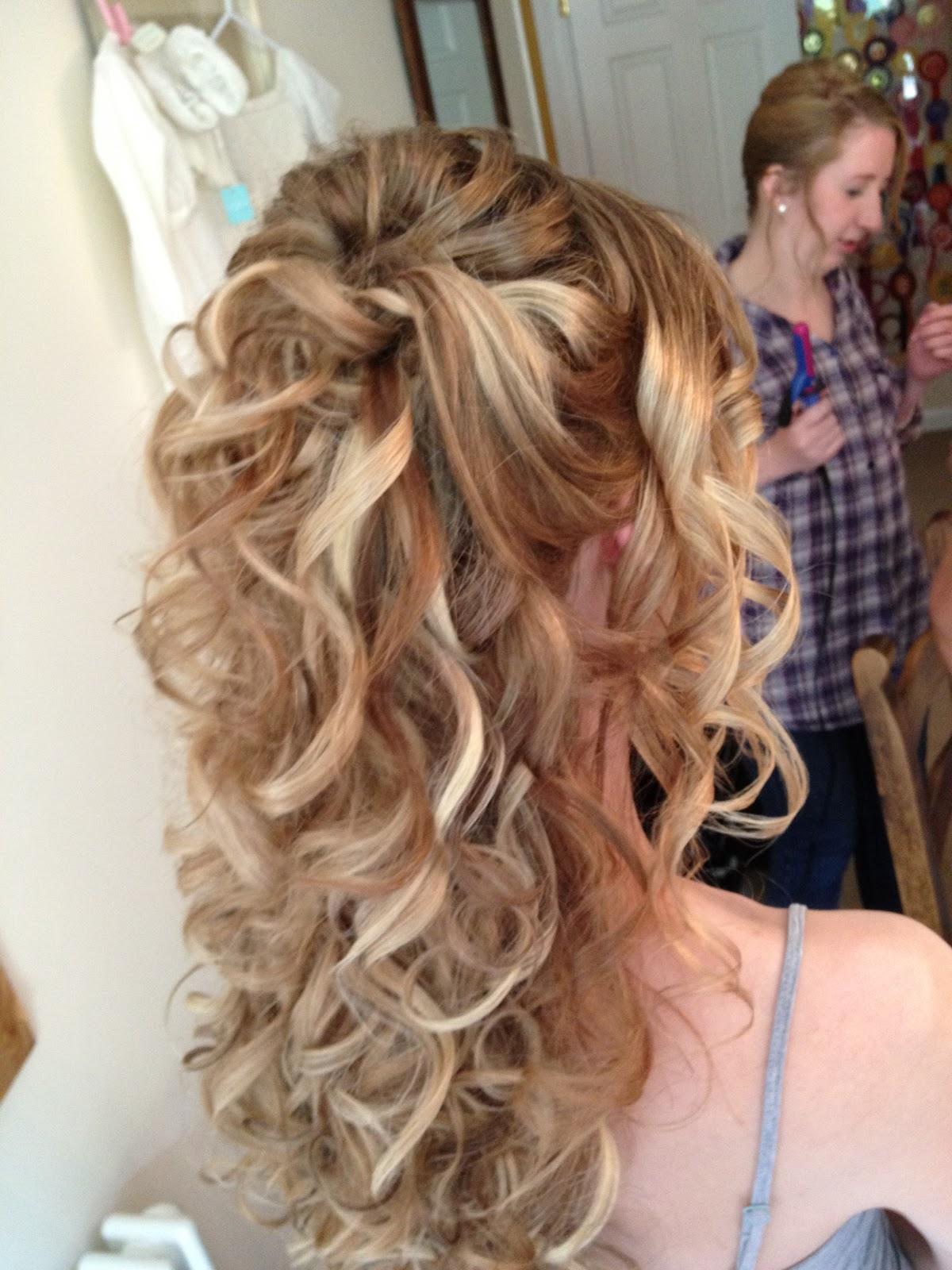 Autumn Winter Wedding Hair Styling Update