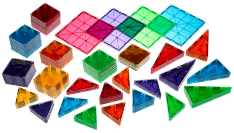 Black Friday Mega Deal 100 Piece Magna Tiles Set The Real Original One For 80 00 Today Only At Jet