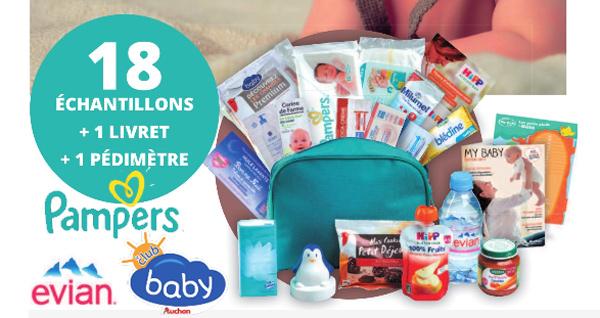 20000 Trousses de Naissances Baby Gratuites Offerte par Auchan