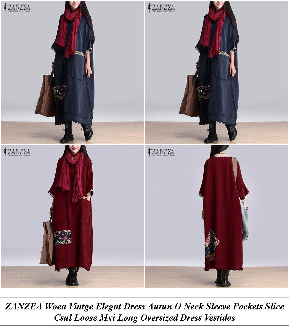 Holiday Midi Dresses Uk - Lack And White Ankle Oots On Sale - Cheap Formal Dresses With Sleeves
