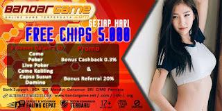 Free Chips Situs Judi Live Poker Online