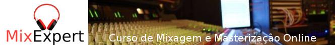 Curso de Mixagem e Masterizaçao Online