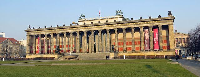 Berlín - Isla de los Museos (Altes)