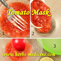 Natural Face Mask Recipe from Fruits