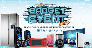 Get BIG Discounts on Gadgets for Next 10 Days on Konga