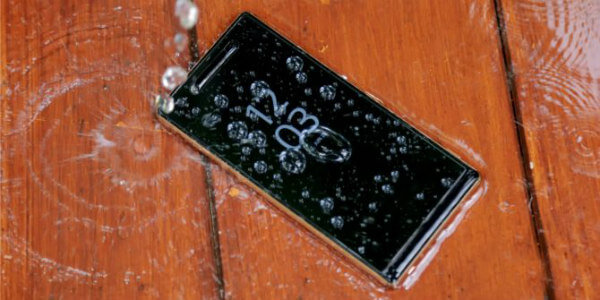 Save Wet Phone