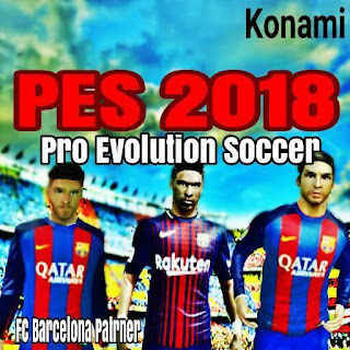 FTS Mod PES 2018 by Dava Apk + Data Obb Android