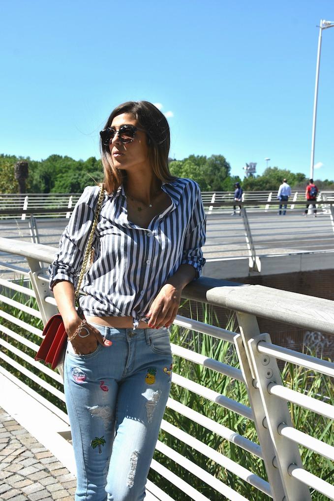 Must Have di stagione: tutto quello che devi sapere sui jeans con le toppe