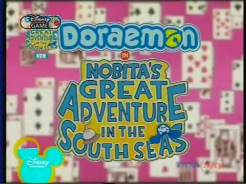 Doraemon Nobita's Great Adventure In The South Seas