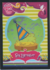 My Little Pony Sir Lintsalot Series 2 Trading Card