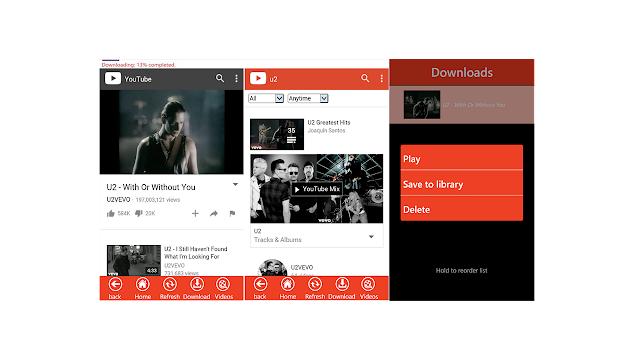TubeMate YouTube Downloader 3 APK,
