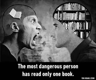 Warih Homestay - The Most Dangerous Person Has Read Only One Book