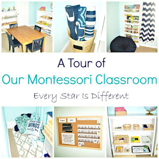 A tour of our Montessori classroom.