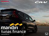Simulasi Paket Kredit Murah Mobil All New Honda CRV Bandung