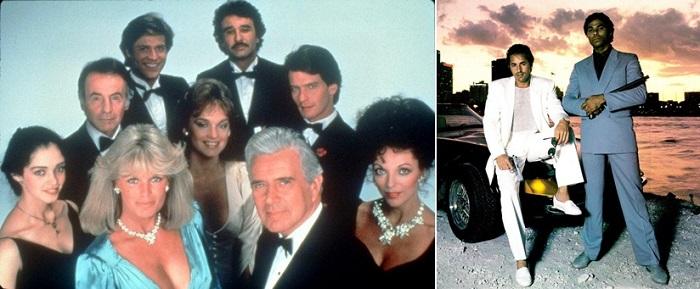 Historia mody: lata 80