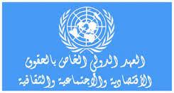 العهد الدولي للحقوق الاقتصادية والاجتماعية والثقافية