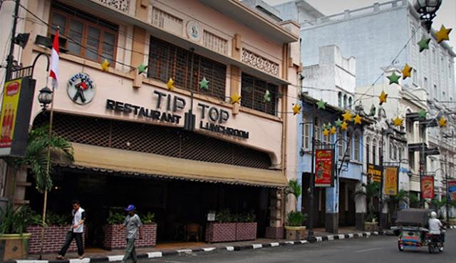 Restoran Tip-Top Medan - Blog Mas Hendra
