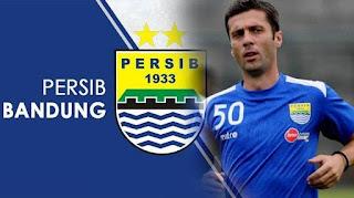 Miljan Radovic Resmi Jadi Pelatih Persib Bandung Musim 2019