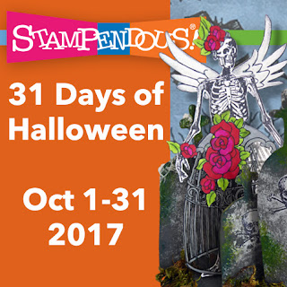 31 Days of Halloween with Stampendous
