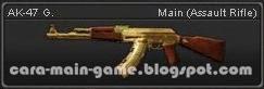 AK-47 G. Point Blank PB