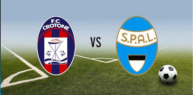 Crotone vs SPAL 2013 - Highlights & Full Match