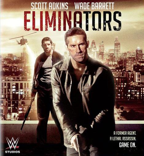 Eliminators Torrent - BluRay 720p Legendado (2016)
