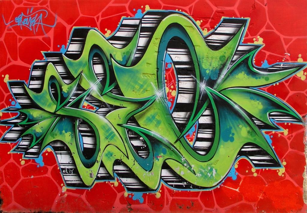 gambar Gambar Grafiti Lengkap