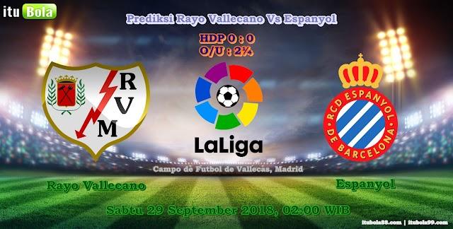 Prediksi Rayo Vallecano Vs Espanyol - ituBola